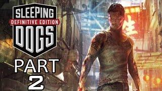 Sleeping Dogs Definitive Edition (PS4) Walkthrough Part 2 - Vendor Extortion (Main Mission)