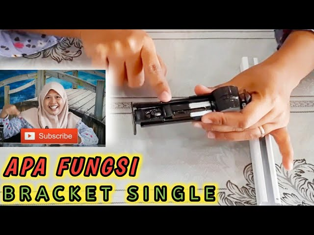 Review | Fungsi Bracket Single Gorden 085287651175 #tutorialgorden
