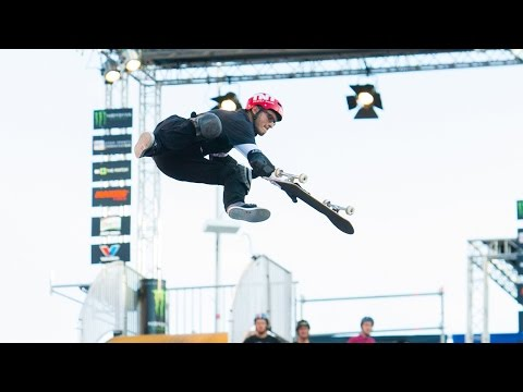 Best of Skate Best Tricks - Nitro World Games