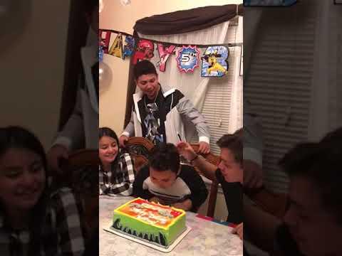 Cake.. Matthew's 5th