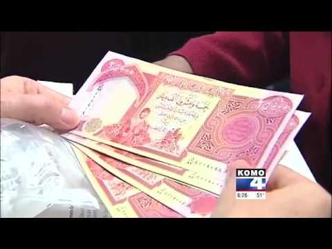 Global Currency Reset Iraqi Dinar