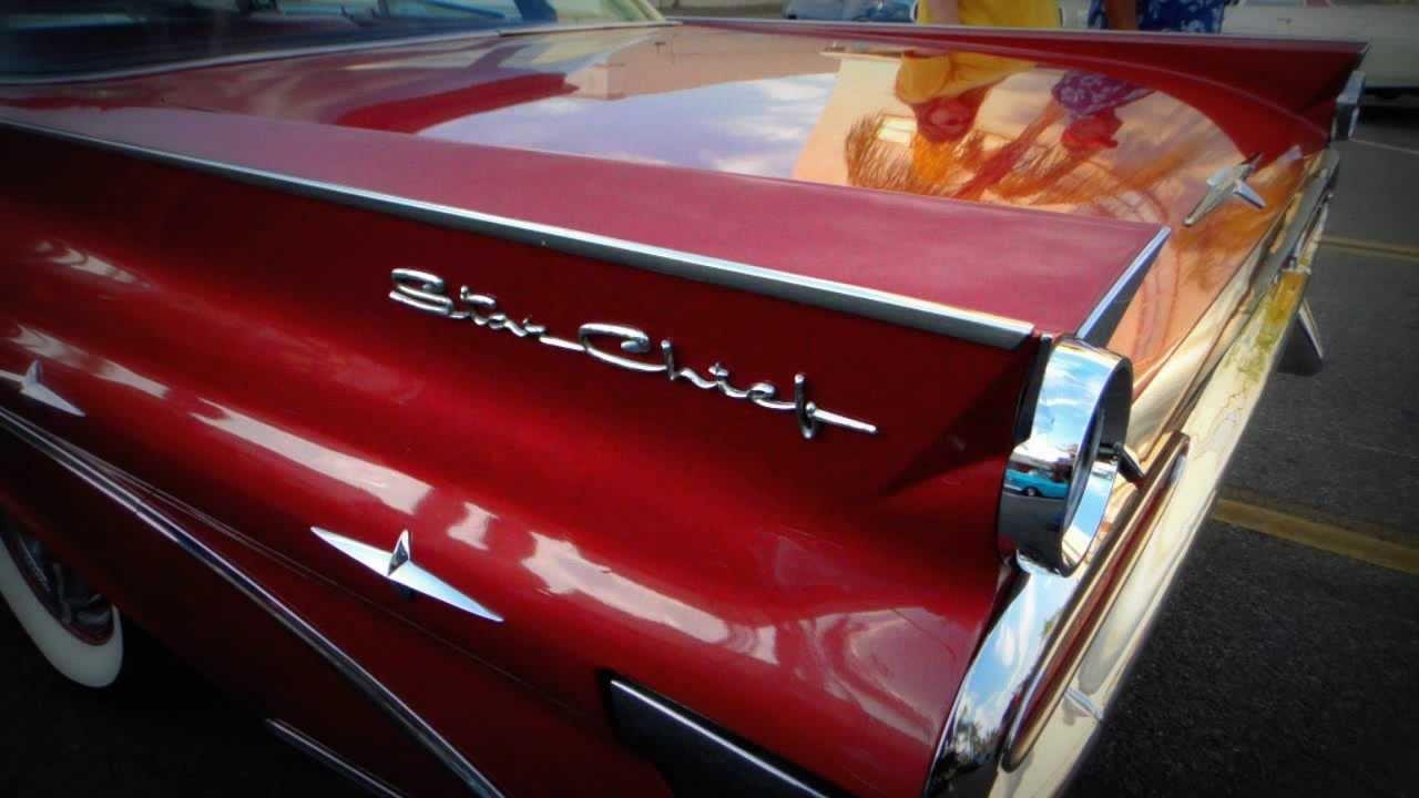 Classic 1959 Pontiac Star Chief Youtube