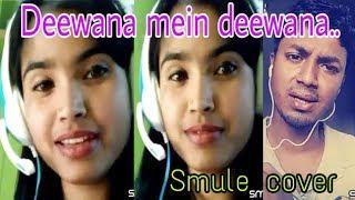 Pyar mai dil de diya   Anaari   Smule duet. My cover 3