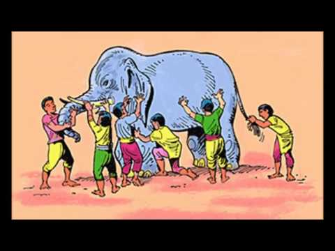 blind men and elephant story