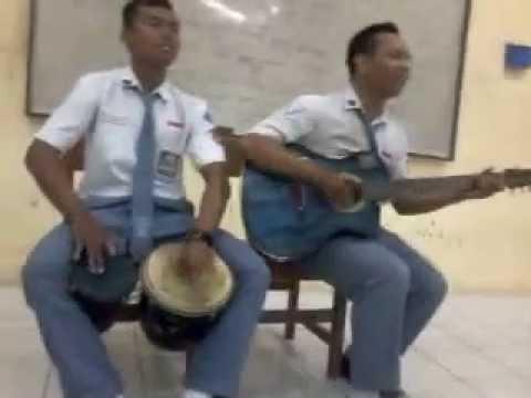 lagu untuk ayah versi koplo smkn 1 ngelegok