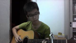 Maps-Maroon 5 (Fingerstyle guitar cover)