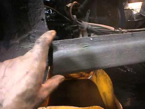 Как снять передний бампер на ваз 21099 видео