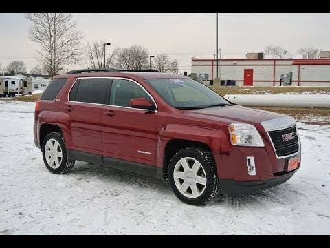 Gmc Terrain Sle  Red For Sale Dealer Dayton Troy Piqua Sidney Ohio Cpat