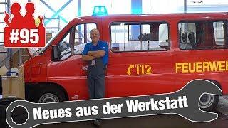 Kurzschluss im Feuerwehr-Ducato | Mercedes Strich-Achter (39.000 km) springt nicht an