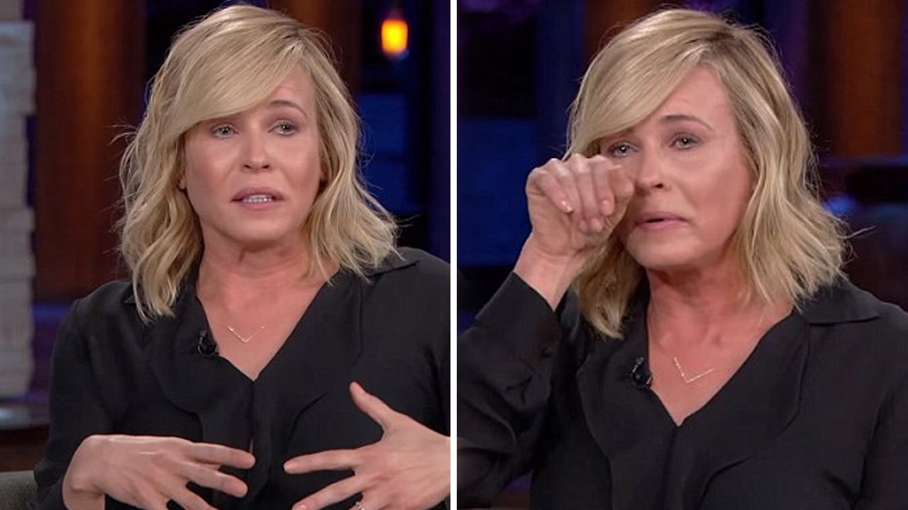 Chelsea Handler Cries Talking About Hillary Clintons -1394