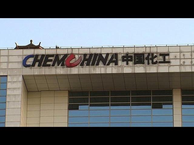 Syngenta и ChemChina договорились быть вместе - corporate