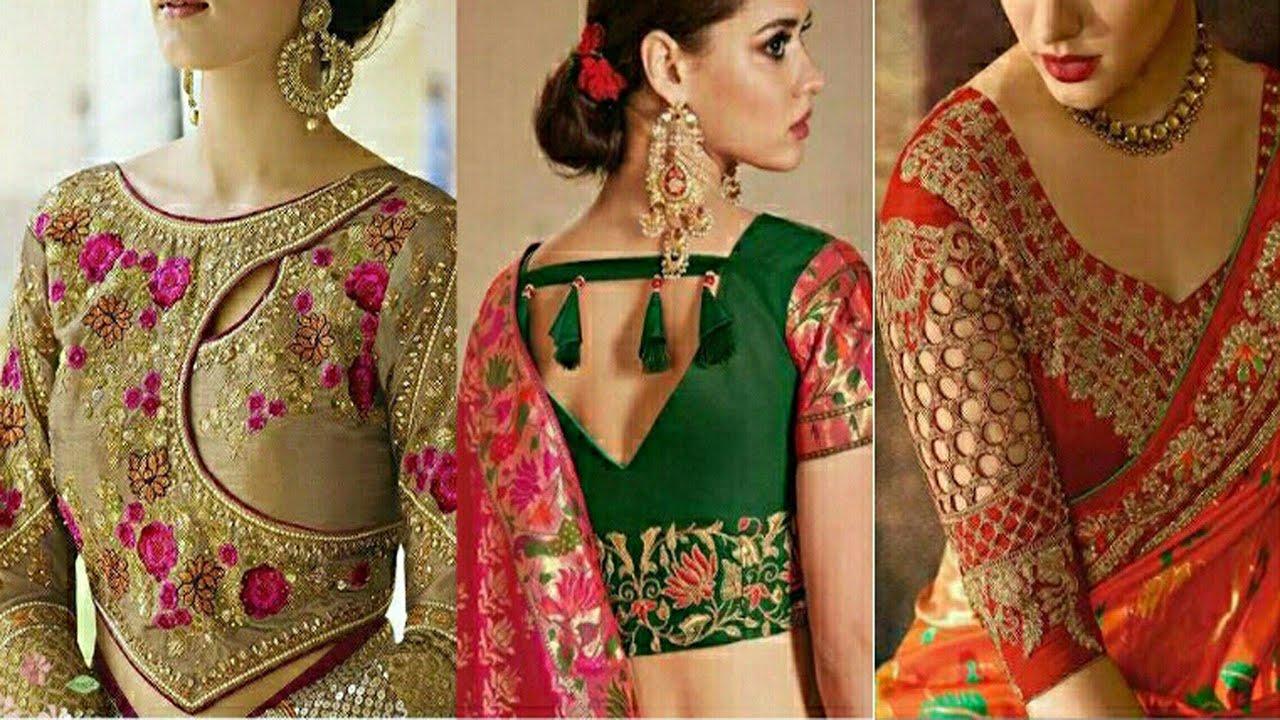 ladies blouse new design || ladies blouse ka design