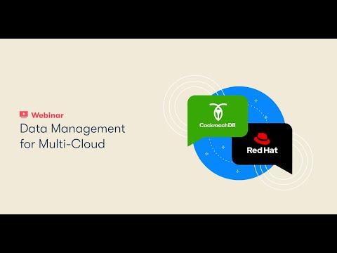 Data Management for Multi-Cloud