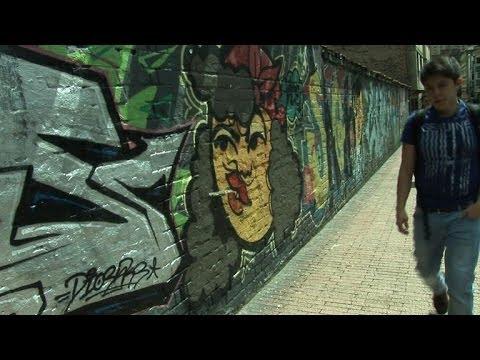 Bogota s'ouvre à l'art de rue