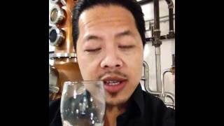Distilling Yerlo Reserve Hmong Rice Spirits