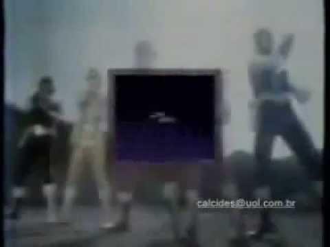 Rede Manchete Patrocinador da Sessão Super Heróis 1992