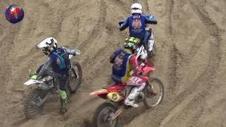 MOTORCROSS RED BULL KNOCK OUT RACE IN SCHEVINGEN ( 10- 11- 2018 )