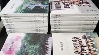 [이달의소녀 ++] LOONA ++ Debut Album Unboxing & Photocard Reveal