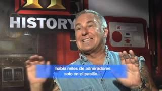 Informativo 40 noche Visitan Mexico Los Restauradores 13 de mayo 2014