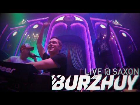 Burzhuy - Live @ Saxon Club, Kyiv, 14.10.2016