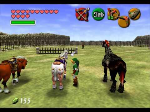 Final - New Horses For ZB2 (Zelda's Birthday 2)