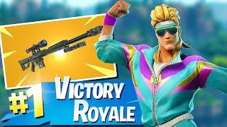 Fortnite-NEW LEGENDARY SNIPER WILL COME OUT!! NEW SKINS & NEW DANCE!! Soils & Squads
