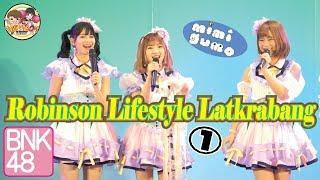 タイ・バンコク発【4K】BNK48 mimigumo mini concert①~Robinson Lifestyle Latkrabang thumbnail