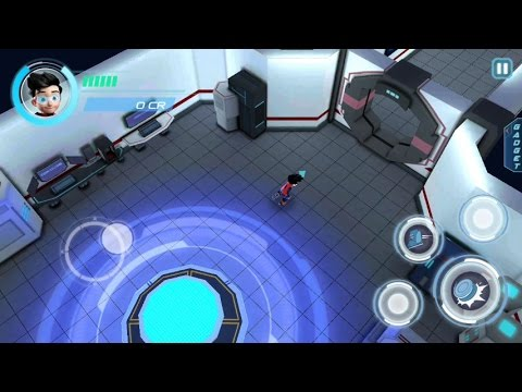 Ejen Ali : Emergency (by Media Prima Digital) - action game for android and iOS - gameplay.
