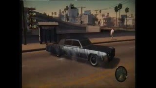 The Godfather 2 - free roam gameplay part 1 (HD)