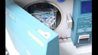 群馬 前橋 歯科 フクロ歯科器具9EOGガス滅菌器