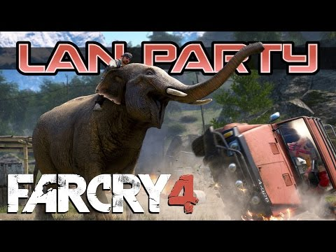 Death by FarCry 4 Event - LAN Party |