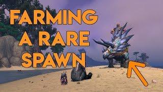 World Of Warcraft Farming A Rare Mob That Drops A Forgotten Mount
