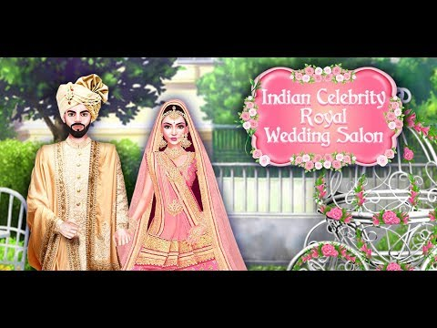 Indian Celebrity Royal Wedding Salon Free