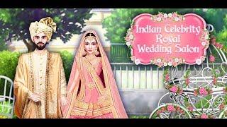 Indian Celebrity Royal Wedding Salon - Free Game