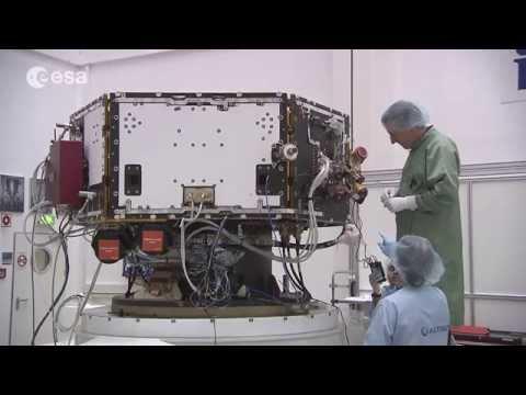 LISA Pathfinder mission