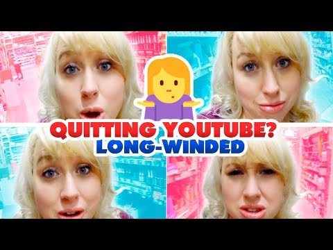Quitting YouTube??? Long-winded Q&A in the Walmart Parking Lot | Week + More in the Life!