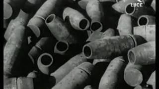 Итальянская кинохроника времен ВОВ. Украина, Донбасс
