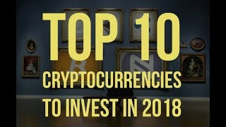 Top 10 Cryptocurrencies to Invest in 2018 | Bitcoin Alternatives | Blockchain | LIFEGAG Money