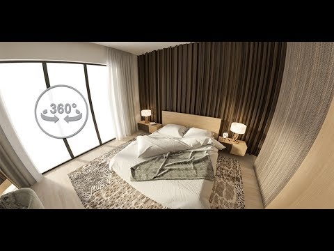 VR Apartment CGI - 360 Walkthrough Teaser
