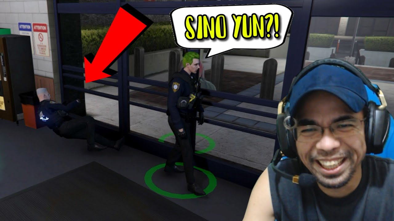STUN GUN trip Part 3 sa Badman City RP | GTA 5 Roleplay