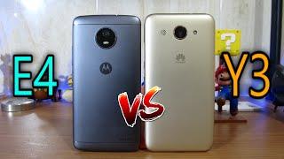 مقارنة بين Huawei Y3 2017 و Motorola Moto E4 !