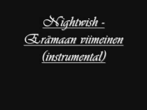 Nightwish - Erämaan viimeinen (instrumental)