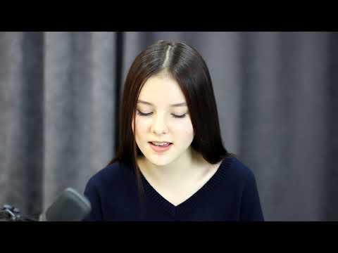 Daneliya Tuleshova - Hostage (Billie Eilish cover)