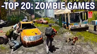 Top 20 Zombie Survival Video Games(, 2015-07-31T16:21:35.000Z)