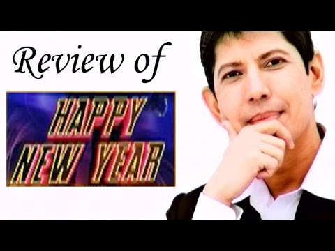 The zoOm Review Show - Happy New Year Movie -  Movie Review & Fresh Music