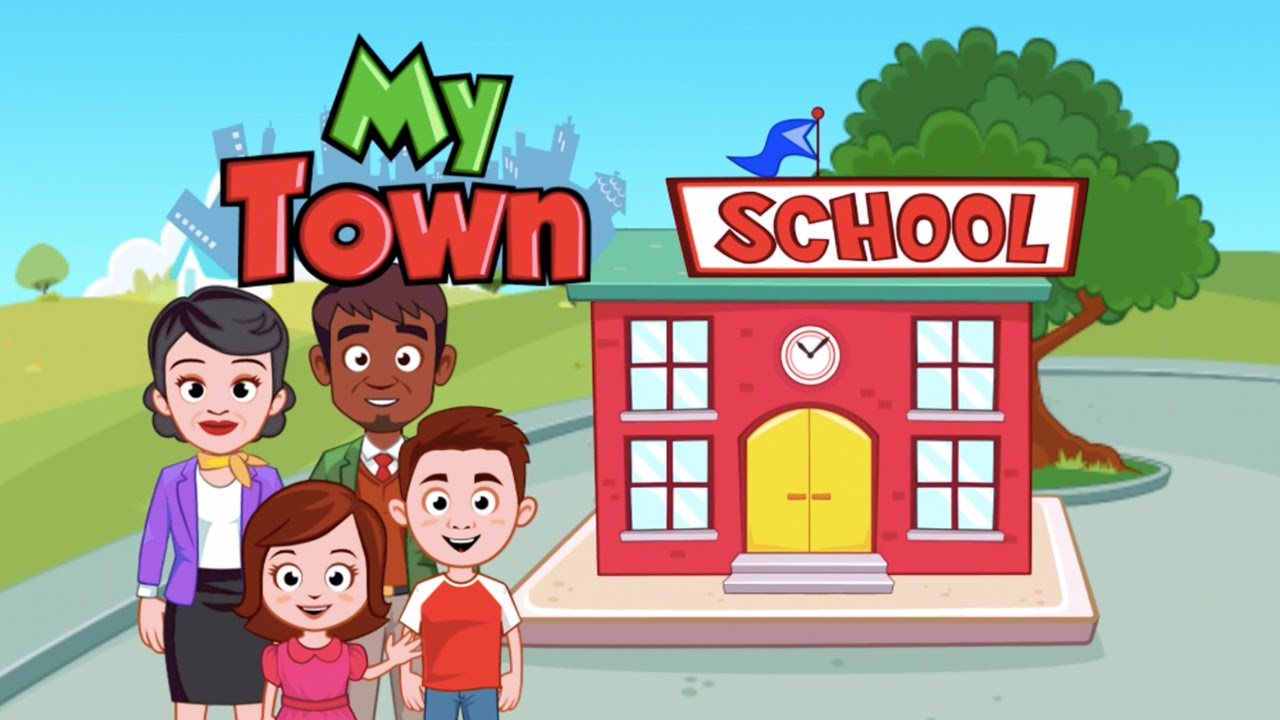my town school my town games ltd best app for kids youtube my town school my town games ltd best app for kids