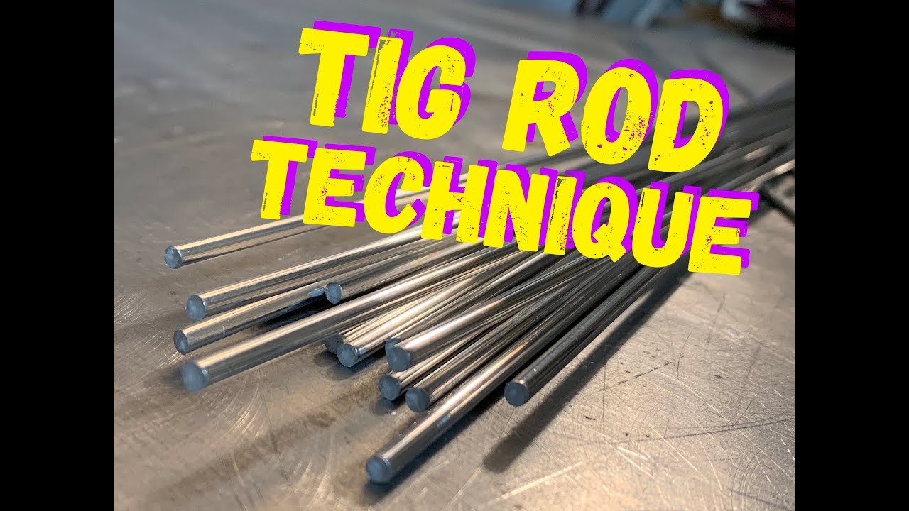 Download FEEDING TIG WELDING FILLER ROD TECHNIQUE - TIG WELDING RODS EXPLAINED