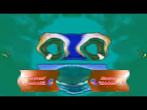 Klasky Csupo Avi Robot Logo V2 With The Original Effects (Sponsorded By Fatsky Fatpo Effects)