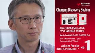 Keysight Charging Discovery System- Japanese