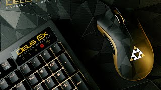 Subscribe NOW  httpbitlyuhsub  These are the Razer Deus Ex Universe Peripherals Enjoy Visit the website for news reviews previews giveaways
